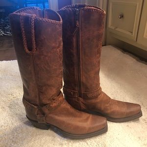 NWOT Lucchese leather boots! Beautiful
